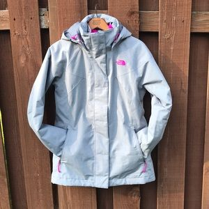 Woman's North Face Winter Coat